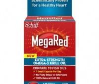 MegaRed Forte Omega-3 Ulei de Krill x 40 cps