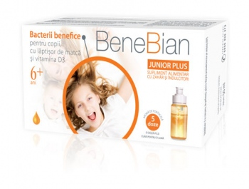 BeneBian JUNIOR PLUS x 5 doze 1+1 oferta