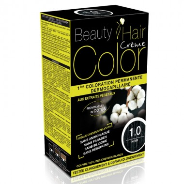 Beauty Hair Creme COLOR 1.0 noir