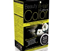 Beauty Hair Creme COLOR 3.0 saten inchis