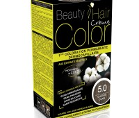 Beauty Hair Creme COLOR 5.0 saten deschis