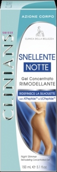 Clinians Gel concentrat remodelant noapte x 150 ml