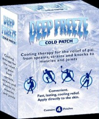 Deep Freeze Plasturi x 4 buc