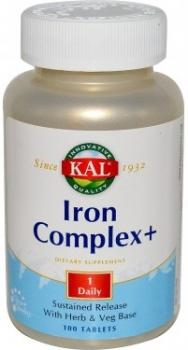 Iron Complex Plus x 30 tablete