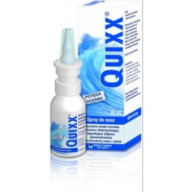 Quixx Spray nazal puterea oceanului x30 ml