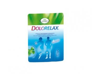 Dolorelax Plasturi cu efect rece x 5 buc