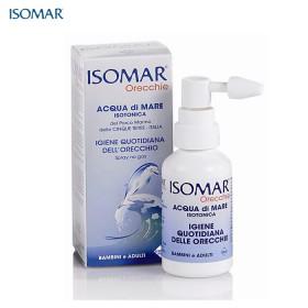 Isomar Spray fara gaz pentru urechi x 50 ml