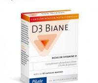 PiLeJe D3 Biane x 30 cps