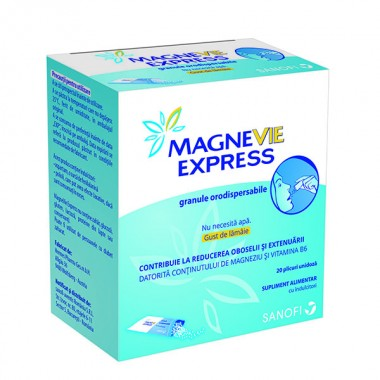 MagneVie Express x 20 plicuri