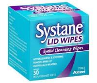 Systane Lid Wipes servetele demachiante x 30 buc