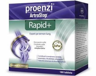 Proenzi ArtroStop Rapid Plus x 180 tablete