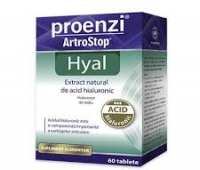 Proenzi Artrostop Hyal x 60 cps LIPSA STOC