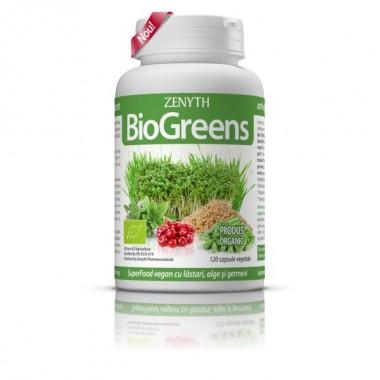Bio Greens 120 capsule