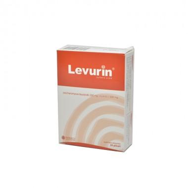 LEVURIN 10 PLICURI