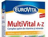 Eurovita MultiVital A-Z x 15 efervescente