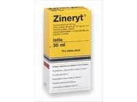 Zineryt solutie tratament acnee