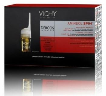 Vichy Dercos Tratament Impotriva Caderii Parului pentru Barbati