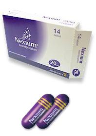Nexium 20 mg 14 comprimate