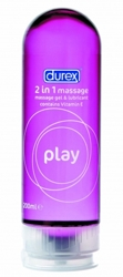Durex Play 2in1 lubrifiant si masaj 200 ml
