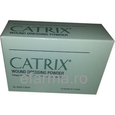 Catrix Pudra Cicatrizanta cu Colagen