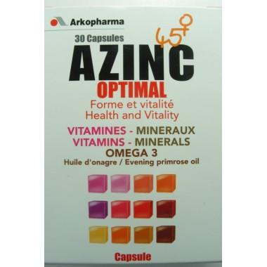 AZinc 45 + x 30 cps, ArkoPharma
