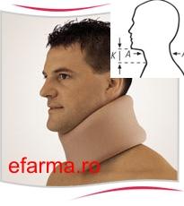 Orteza BORT pentru zona cervicala, cu forma anatomica