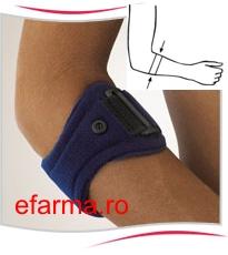 Orteza BORT EpiContur anti-epicondilita cu 2 pernite