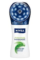 Nivea Gel de duş masaj pentru fermitatea pielii, cu extract de Ginko