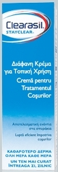 Clearasil Tratament Crema pentru Cosuri