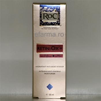 RoC Wrinkle Correction peaux seches -Piele Uscata