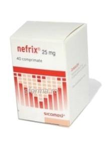 Nefrix 25 mg
