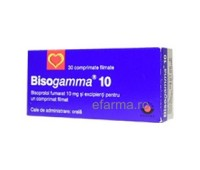 Bisogamma 10 mg