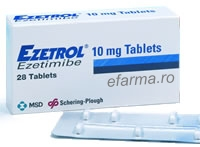 Ezetrol 10 mg*28 CP.