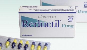 Reductil 10 mg X 28