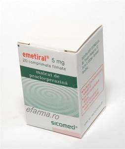 Emetiral 5 mg