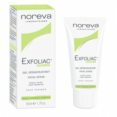 Exfoliac Scrub Facial x 50 ml