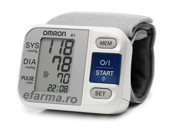 Tensiometru de incheietura Omron R3 I