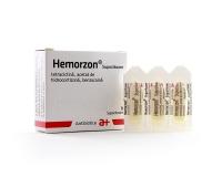 Hemorzon Supozitoarex 6 sup