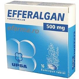 Efferalgan 500 mg Comprimate Efervescente