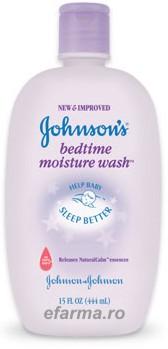 Johnson's Baby Spumant de Baie inainte de culcare BedTime