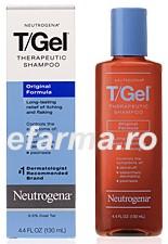 Sampon Neutrogena T/Gel AnTimatreata pentru par normal/gras