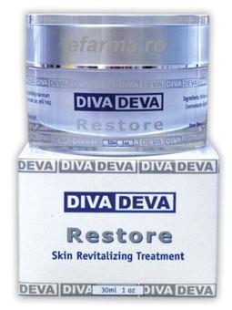 DivaDeva Restore Tratament Profesional de Revitalizare a Pielii STOC 0