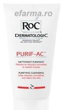 RoC Purif AC Gel Purifiant Curatator STOC 0
