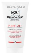 RoC Purif AC Gel Purifiant Curatator STOC 0
