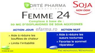 Femme 24 Menopauza