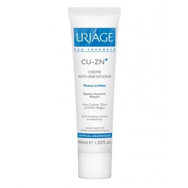 Uriage CU-ZN Creme x 40 ml