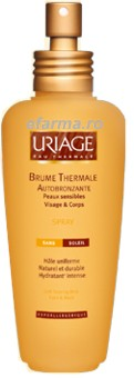 Uriage Spray Autobronzant cu Apa Termala