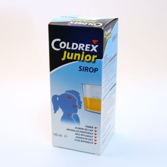 Coldrex Junior Sirop