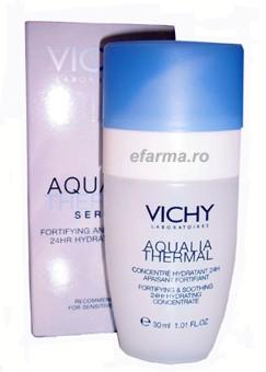 Vichy Aqualia Thermal Serum cu hidratare continua calmant si fortifiant