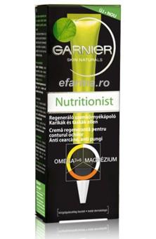 Garnier Nutritionist crema regeneranta pentru conturul ochilor